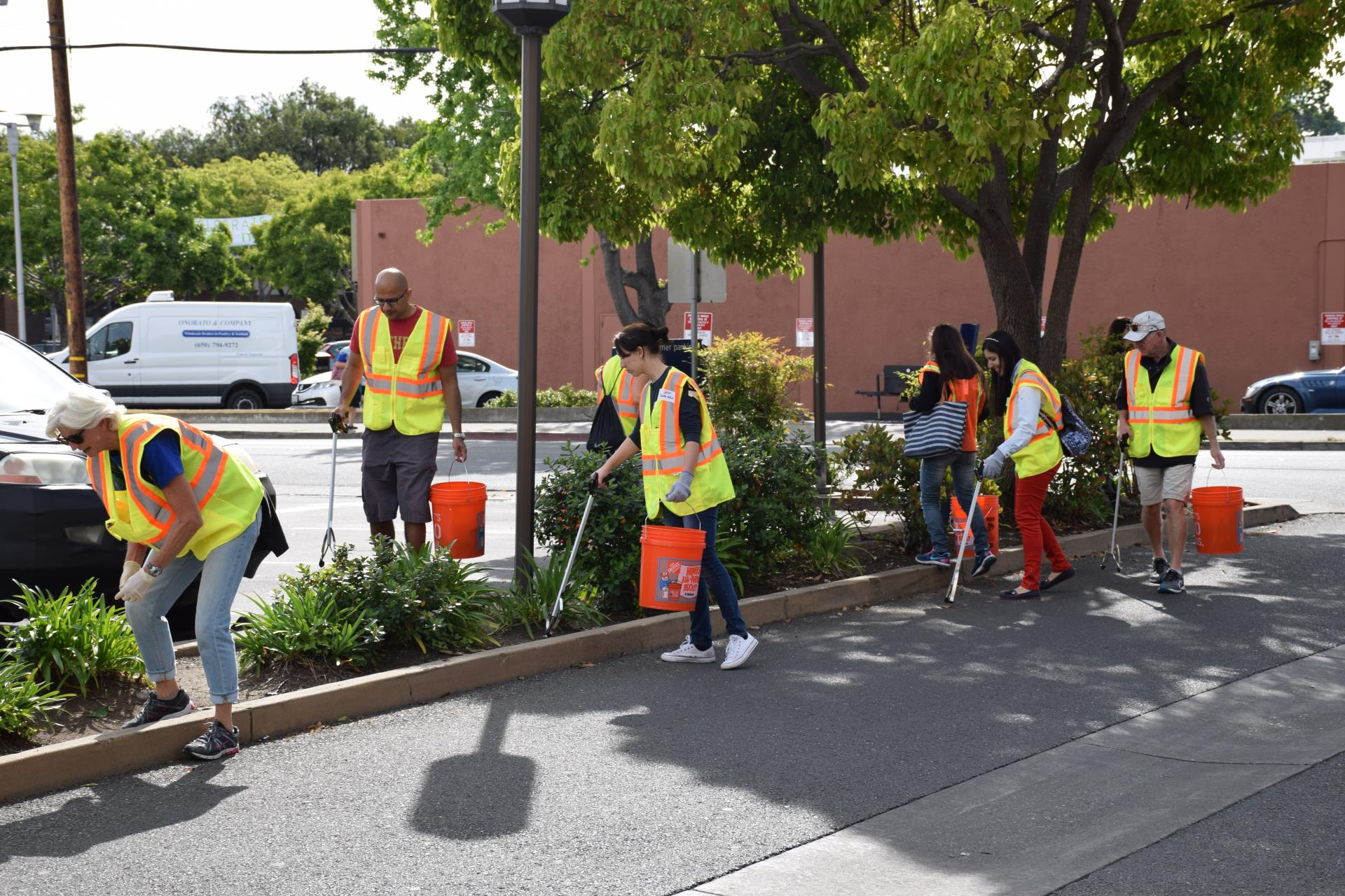 2018 San Carlos Earth Day Clean-Up