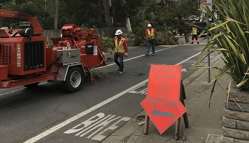 San Carlos Ave. Road Closures Scheduled 6/26 - 8/3