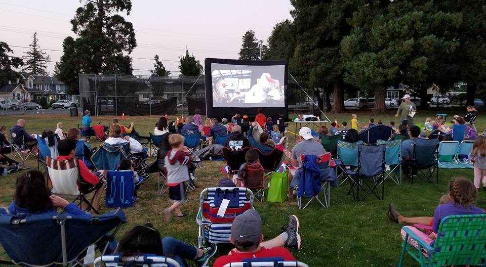 Movie in the Park Special Screening