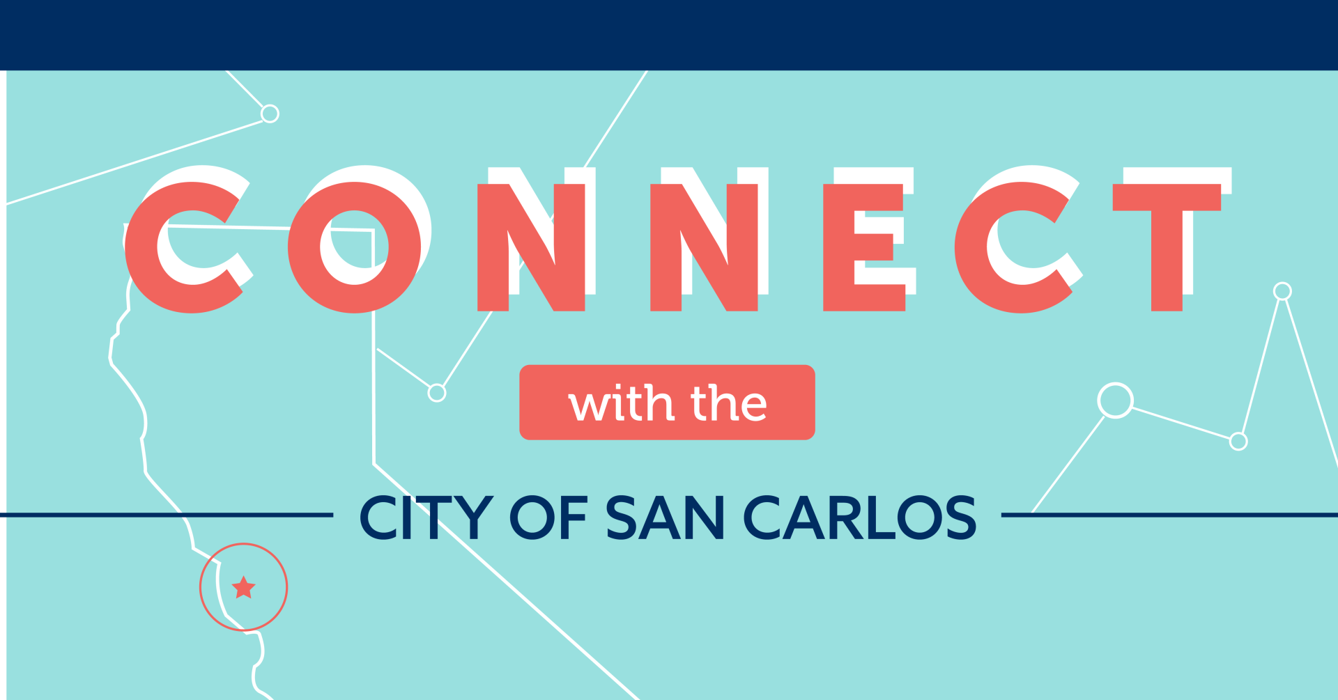 Connect with the City of San Carlos!