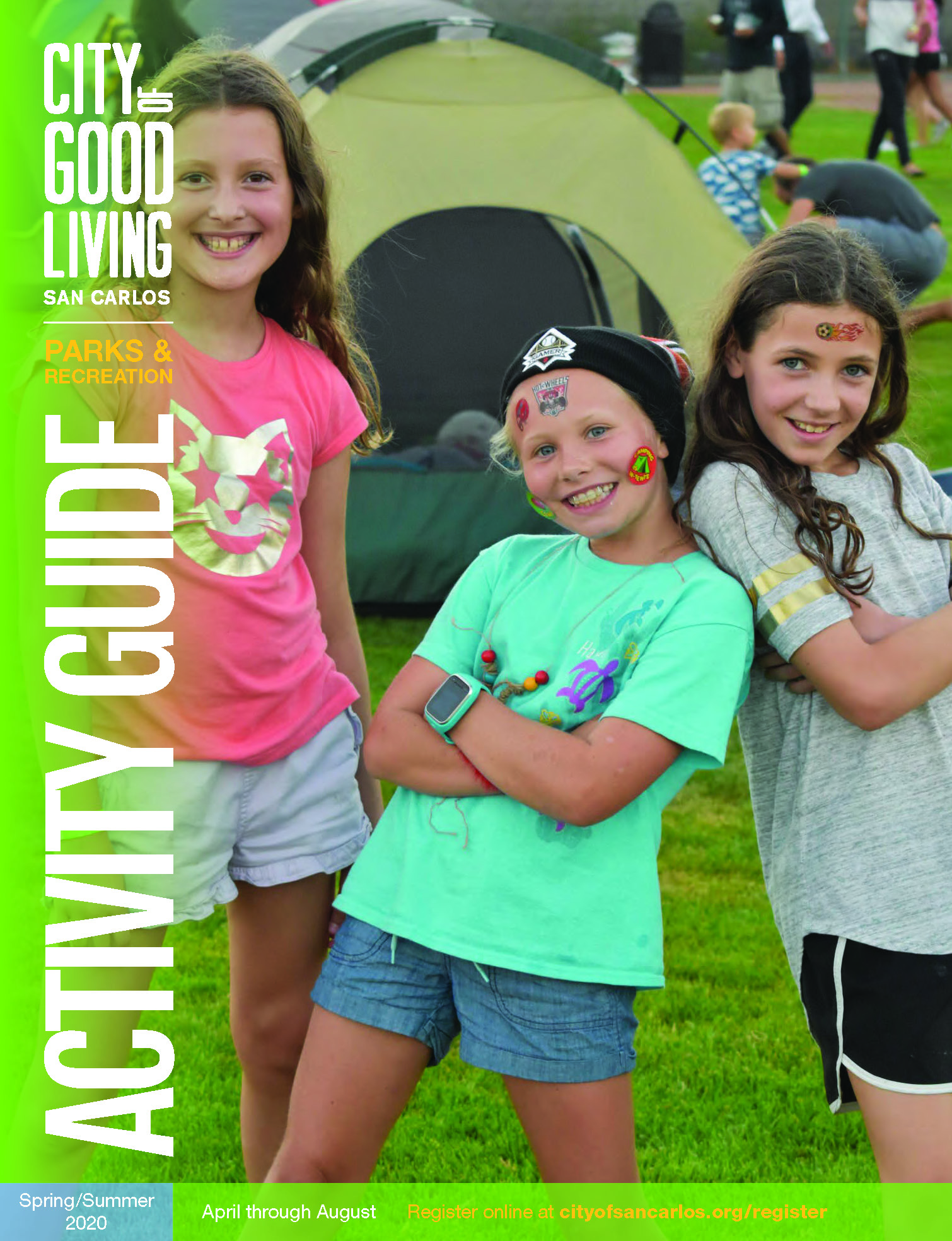 Spring/Summer Activity Guide Available Online Now!
